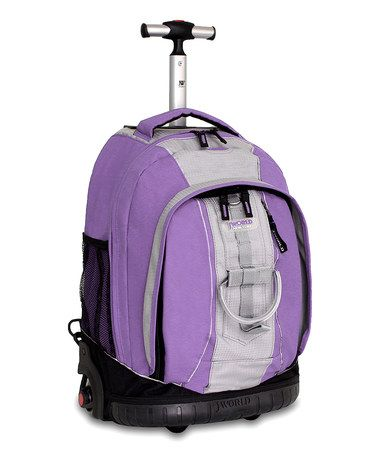 1000  ideas about Rolling Backpack on Pinterest | Designer Wallets ...