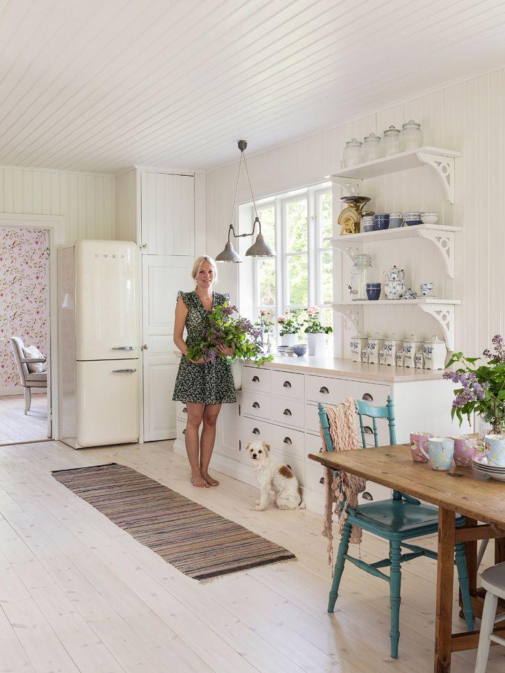 3436 best Küche und Esszimmer images on Pinterest | Cottage kitchens ...