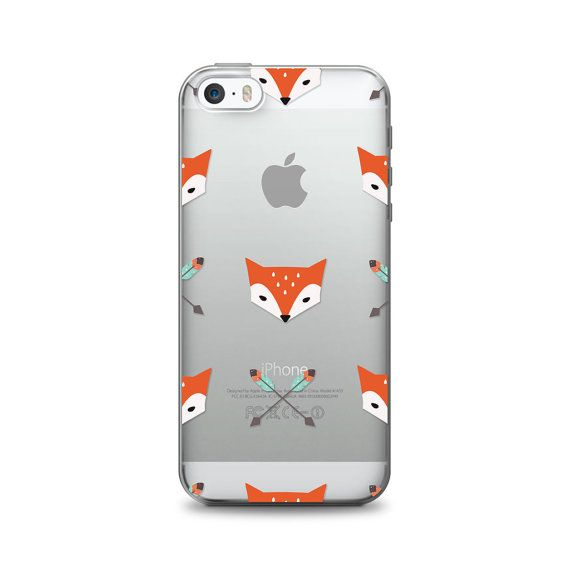 OTM Phone Case, Hipster Collection : Mr. Fox