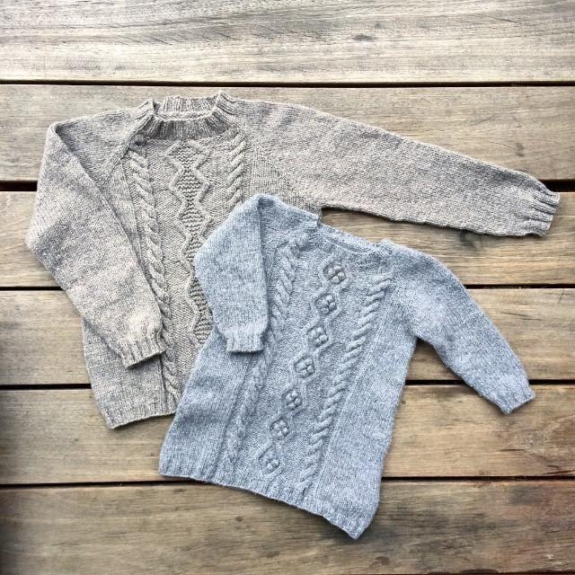 Snoningssweater og Snoningskjole