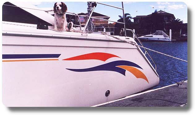 Best Boat Striping Images On Pinterest Au Boats And Boating - Decals for boats australiaboat names boat graphics boat stripes boat registrations
