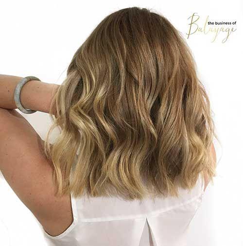 Short Blonde Haircuts 2017 - 13