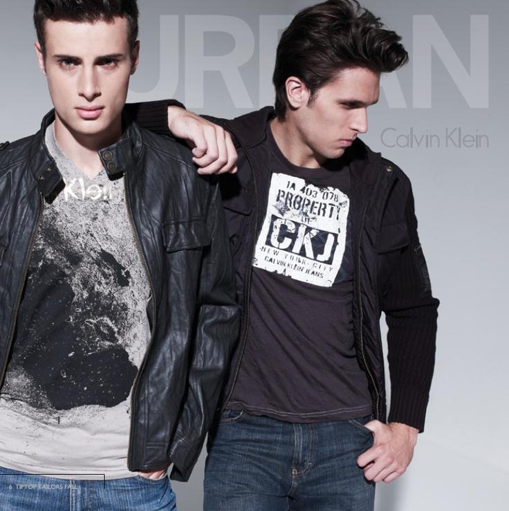 Orange Model: Adam Varga  Job:Calvin Klein catalogue  www.orangemodels.ca