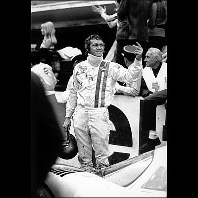 Le Mans Movie Photo Proof No. 14