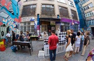 podwórkowa restauracja - RESTAURANT DAY 2012