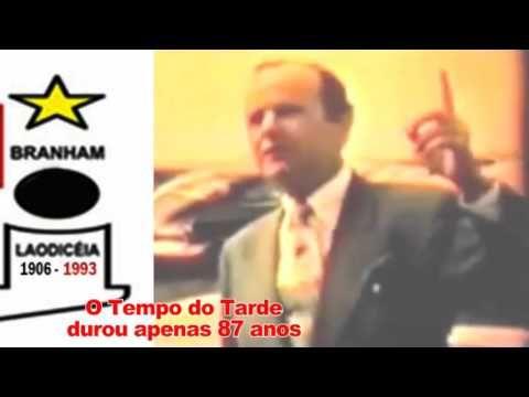 O Rapto paragrafo 58 na voz do irmão Branham e ele disse que VIRÁ UMA NOVA MENSAGEM - YouTube
