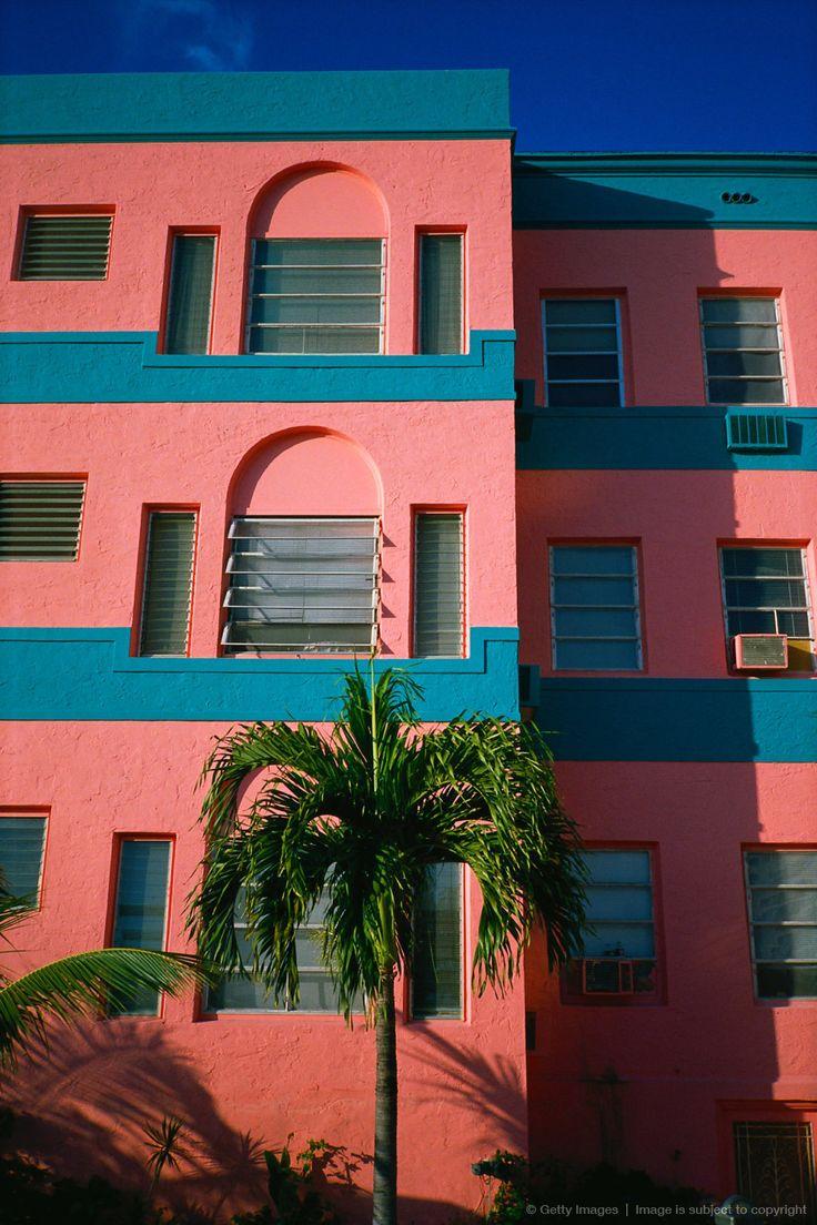 Art Deco district, Miami, FL: Architecture Colors, Miami Deco, Art Nouveau, Art Deco Miami, Art Deco Architecture, Art Decoarchitectur, Miami Beaches, Miami Art Deco, Artdeco