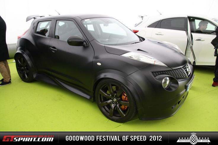 Nissan Juke-R at Goodwood Festival of Speed 2012 Photo 2
