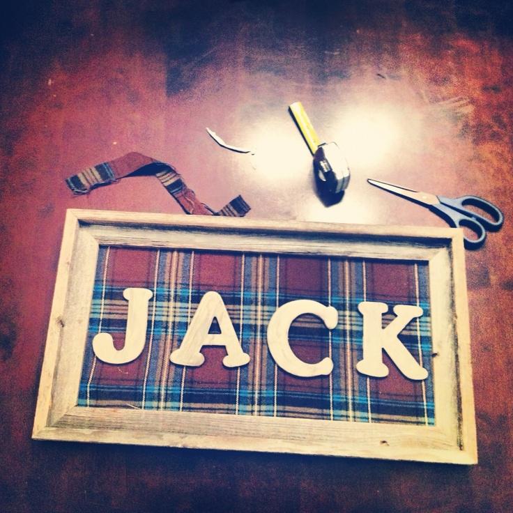 Letter Wall Decor Hobby Lobby : Hobby lobby barn frame joann s wood letters and fabric
