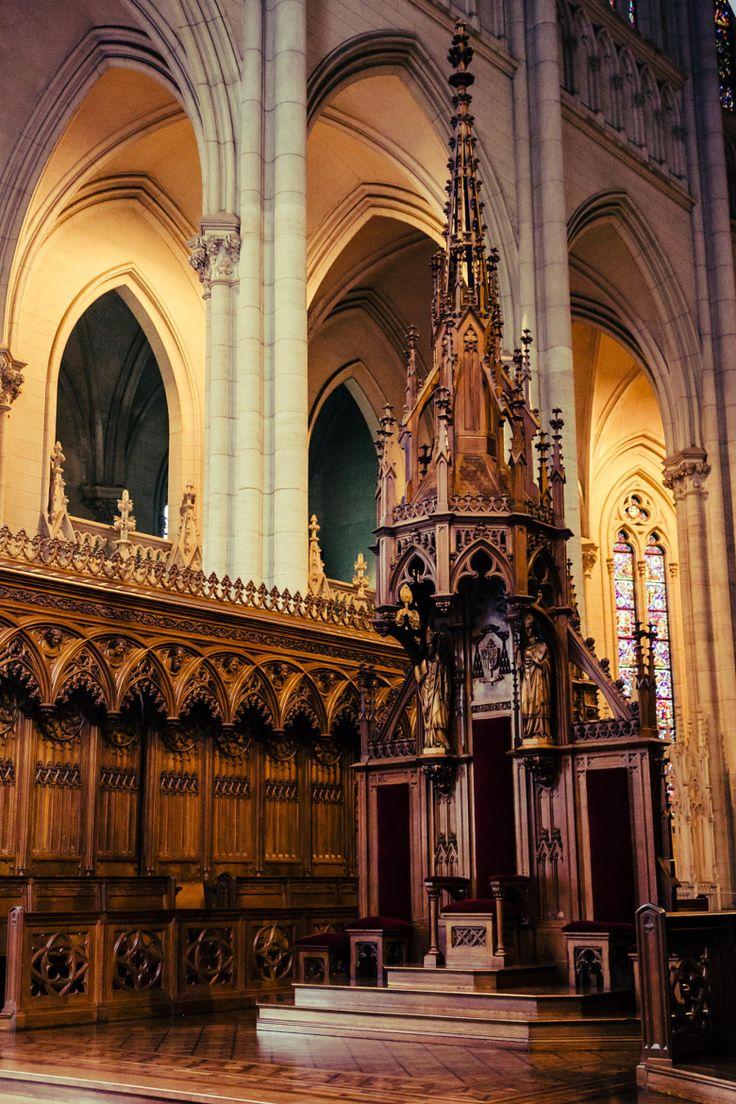 Catedral de La Plata, La Plata prov. de Buenos aires, AR / por Ivan Andre Scheel en 500px