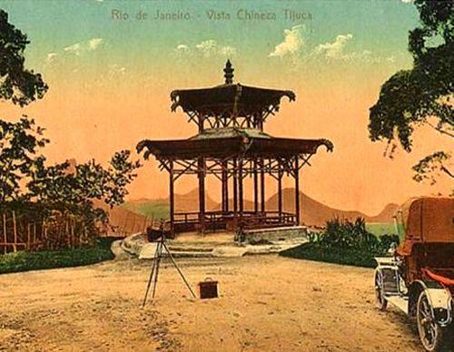 Vista Chinesa é devolvida à cidade inteiramente restaurada -  Postado na data de 24/2/2014