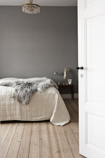 Bedroom | wall colour