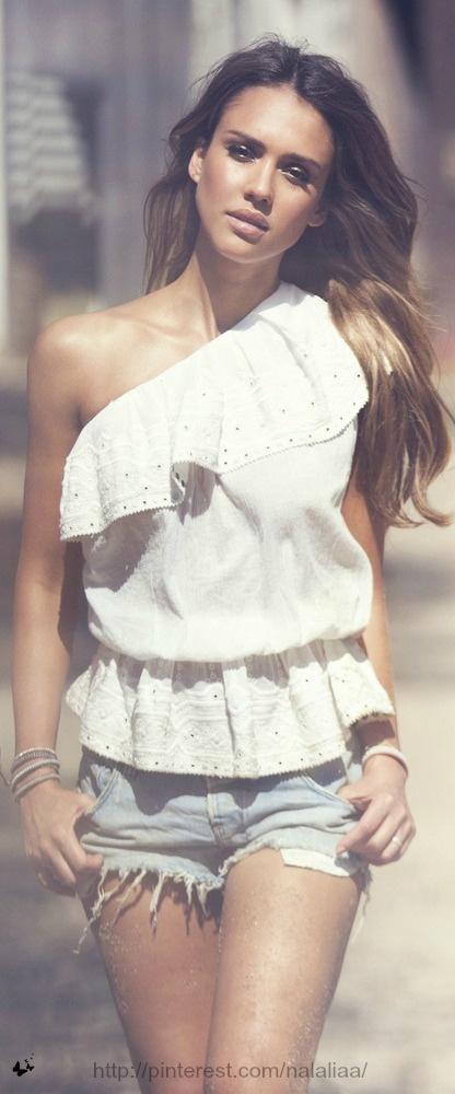Jessica Alba for Magazine <3 na