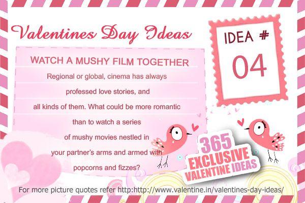 Valentines Day Ideas #4
