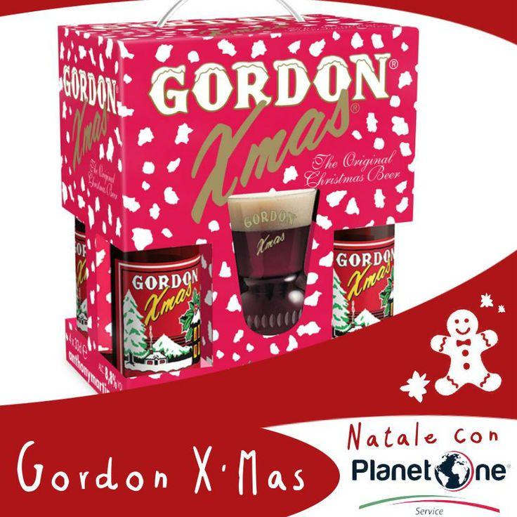 La Gordon X'mas è la celebre birra natalizia pioniera fra tutti i prodotti similari che sono venuti dopo.   Servita anche nei mercatini di Natale di Bruxelles, i più grandi di Europa, si tratta di una birra gustosamente densa e corposa con la schiuma vellutata che ricorda fiocchi di neve e la celebre etichetta a tema.