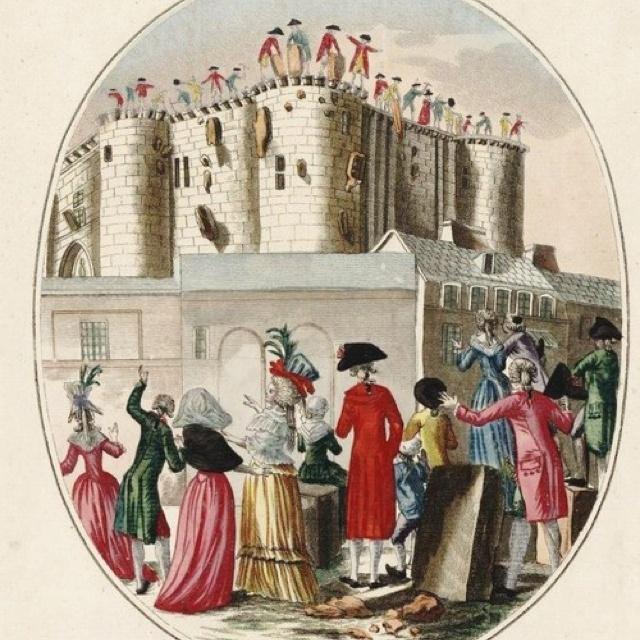 bastille day alexandria va