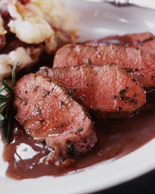 lamb loin for easter dinner