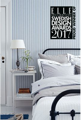 Lexington Wallpaper Collection wins the Wallpaper of the Year Award at the Swedish Elle Decoration Design Awards 2017.