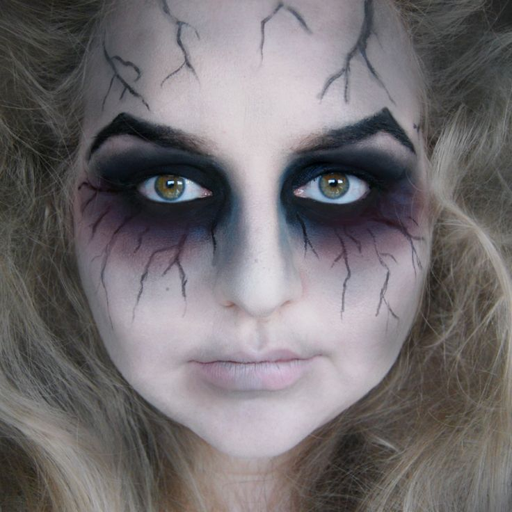 This make up shows good blending techniques and really emphasize the eye. The bruse is good to give that spooky mood. Now YOU Can Create Mind-Blowing Artistic Images With Top Secret Photography Tutorials With Step-By-Step Instructions! http://trick-photo-graphybook-today.blogspot.com?prod=WlankFlr