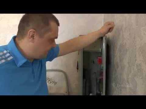 Хранение оружия и патронов. Прикручивать ли сейф к стене? - YouTube