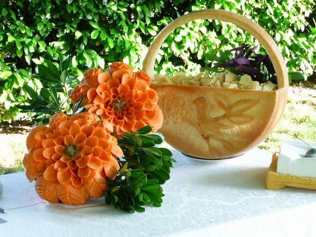 sculture vegetali