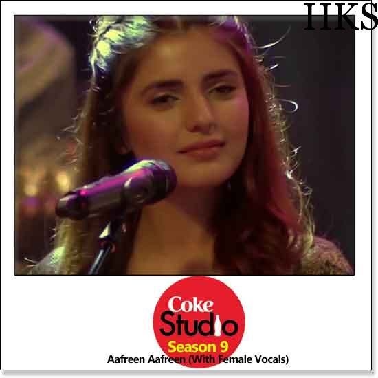 http://hindikaraokesongs.com/aafreen-aafreen-with-female-vocals-coke-studio-season-9.html   Name of Song - Aafreen Aafreen (With Female Vocals) Album/Movie Name - Coke Studio Season 9 Name Of Singer(s) - Rahat Fateh Ali Khan, Momina Mustehsan Released in Year -  Music Director of Movie -...