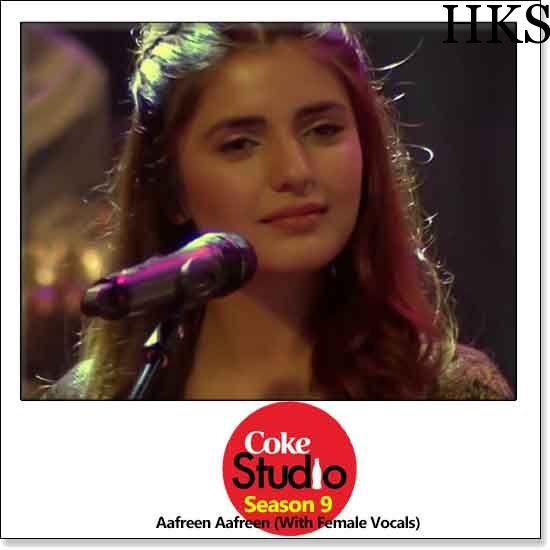http://hindikaraokesongs.com/aafreen-aafreen-with-female-vocals-coke-studio-season-9.html   Name of Song - Aafreen Aafreen (With Female Vocals) Album/Movie Name - Coke Studio Season 9 Name Of Singer(s) - Rahat Fateh Ali Khan, Momina Mustehsan Released in Year -  Music Director of Movie -...