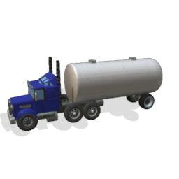 Ice Road Trucker 2 By Zorken
