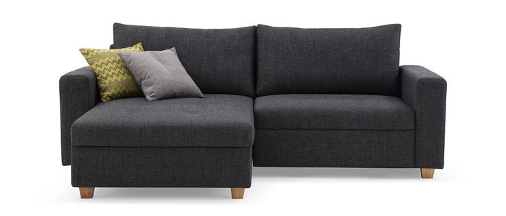 two seater l shaped sofa - Google Search
