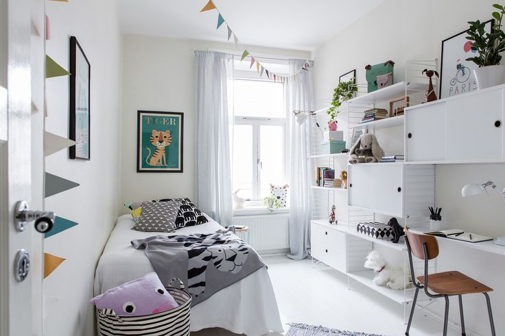 Gender neutral kid's room. Nursery ideas. Nursery inspiration.