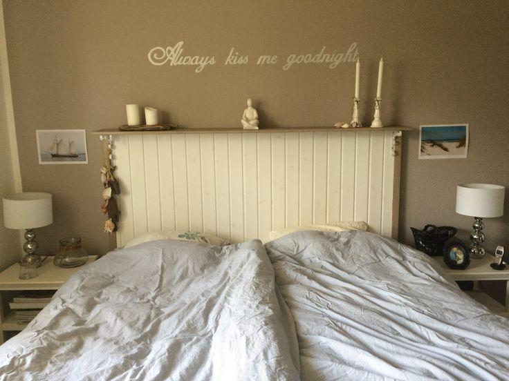 Sommer i soveværelset - Summer in the bedroom