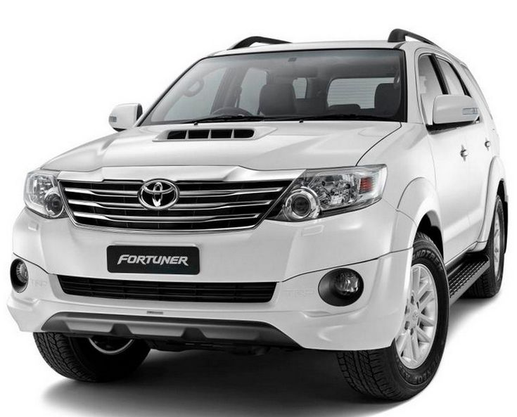 #Toyota #Fortuner #SUV is building its good reputation since the day it was born!