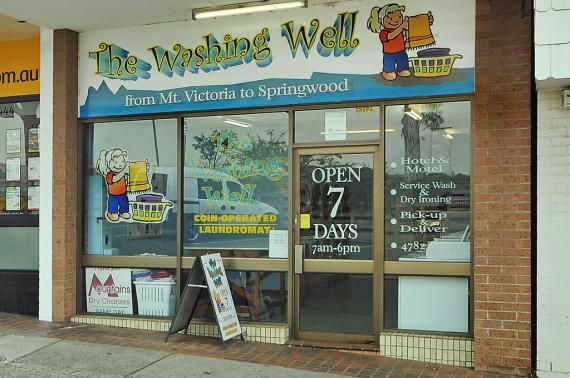 Coin Operated Laundromat - The Washing Well For Sale in Katoomba NSW - BusinessForSale.com.au