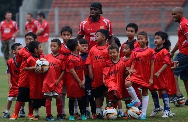 Legenda Manchester United di Indonesia