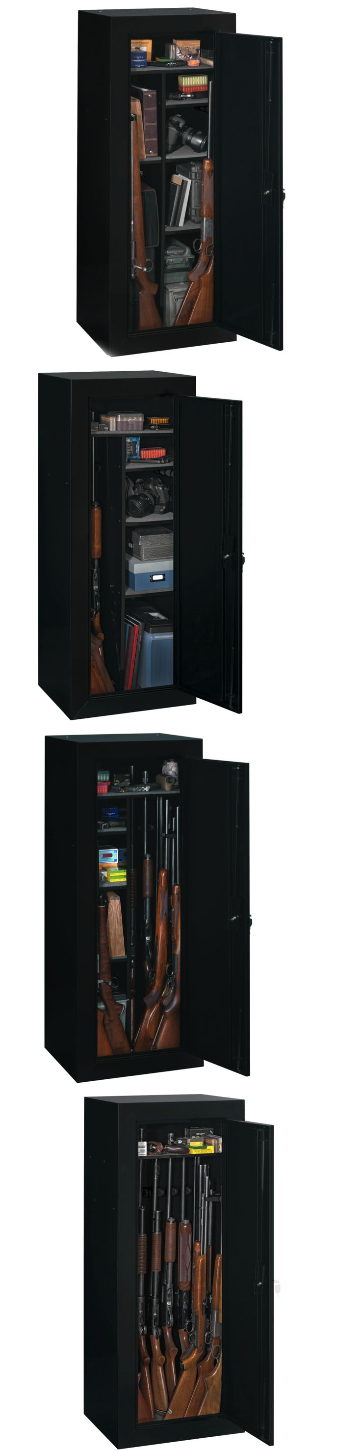 Cabinets and Safes 177877: Best Sentinel Gun Safe And Cabinet Vault For Home Rifle Stand Up Stack On Locker -> BUY IT NOW ONLY: $201.26 on eBay!