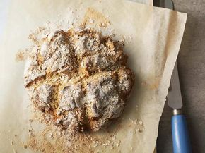 Phil Vickery's gluten free soda bread