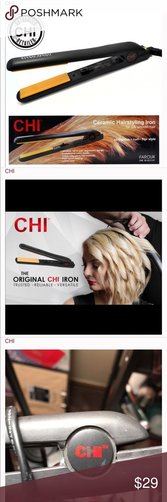 Best 25 Chi Flat Irons Ideas On Pinterest Chi Hair