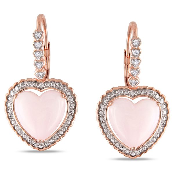 196 Best Images About Pink Opal Jewelry On Pinterest