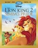 The Lion King II: Simba's Pride [Includes Digital Copy] [Blu-ray/DVD] [1998]