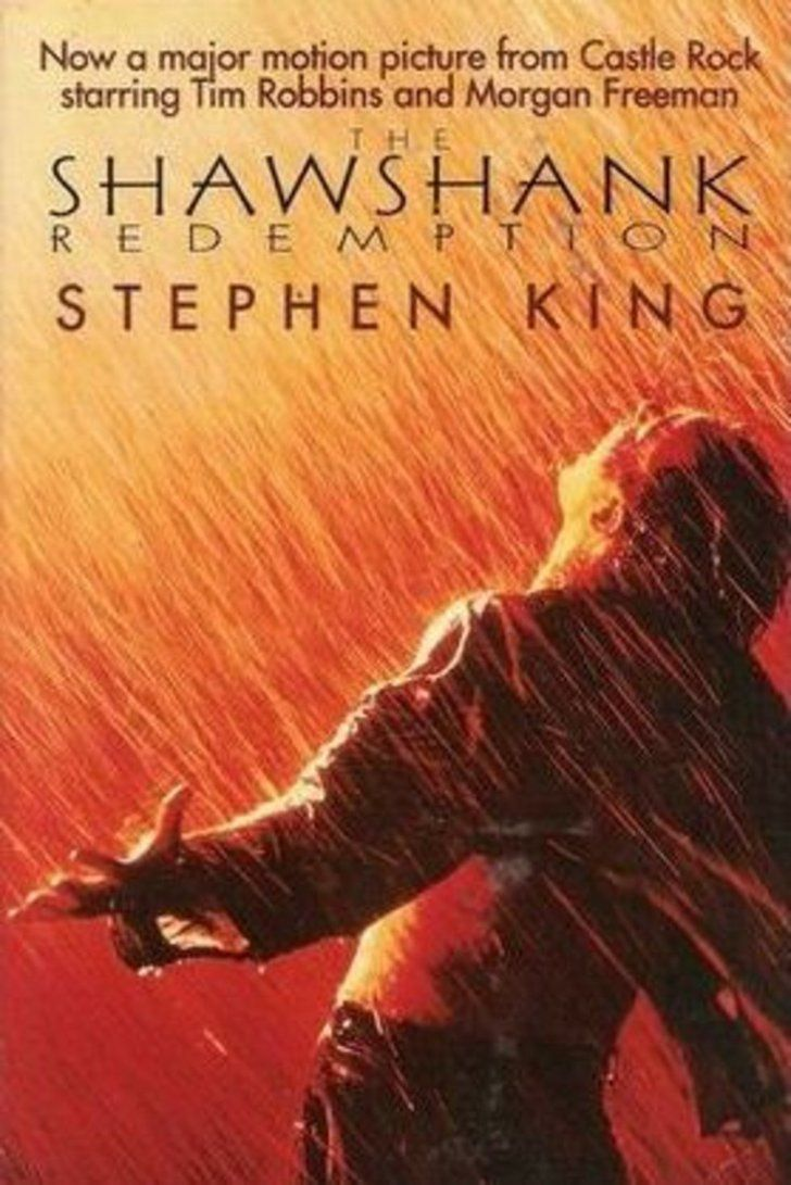 Pin for Later: 7 Oscar Nominees You Never Knew Were Based on Books The Shawshank Redemption by Stephen King