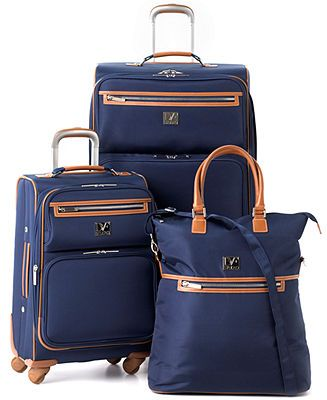 Diane von Furstenberg Private Jet II Spinner Luggage - Luggage Collections - luggage - Macy's