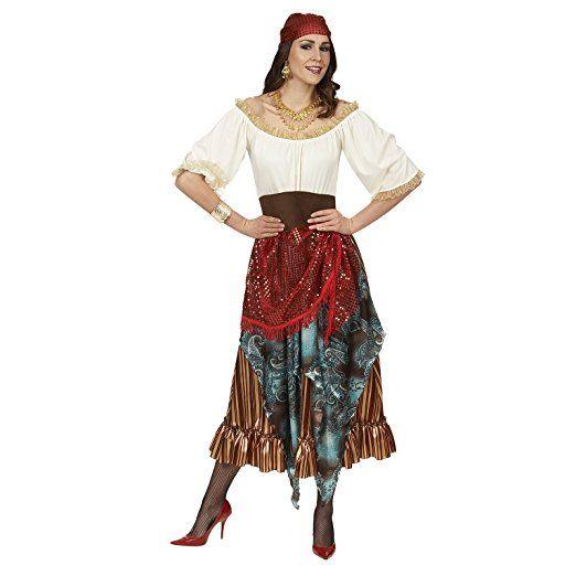Damen kleid kostum