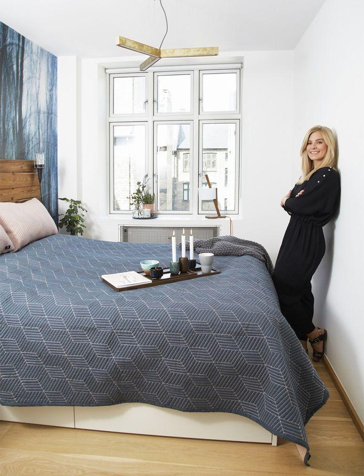 Sonoma Seven / Bedroom / DIY headboard / www.sonomaseven.dk
