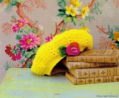 Mejores 74 imágenes de crochet patterns hats en Pinterest ...