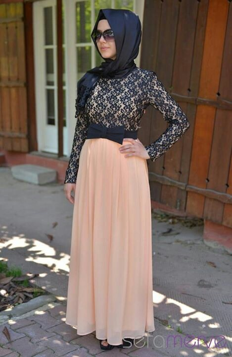 Sefa merve hijab style, love the belt