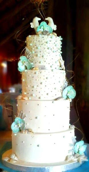 Ocean Breeze Cake