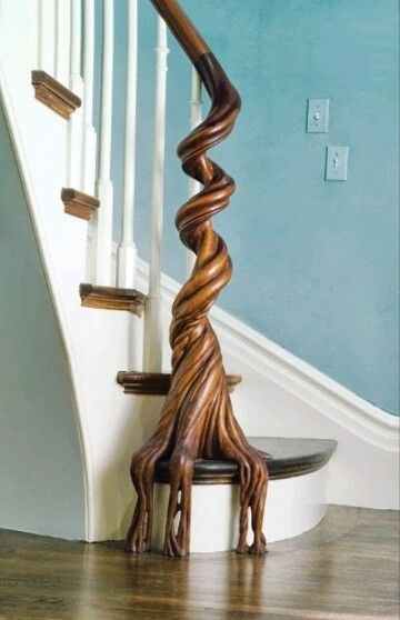 Banisters: 12 Most Creative Banisters – stair railings, stair banistairs