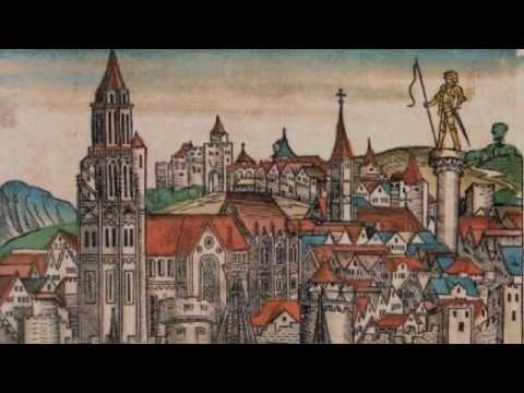 истории Истории : Западный город Средневековья (рассказывает историк...