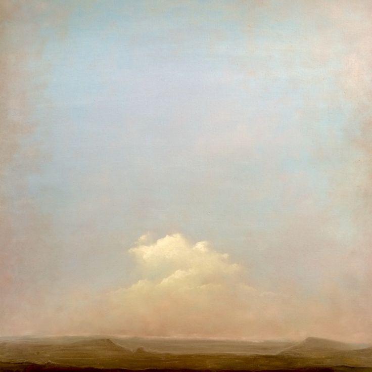 Igor Meyer. Oil on canvas. 60x60 cm. 2015.