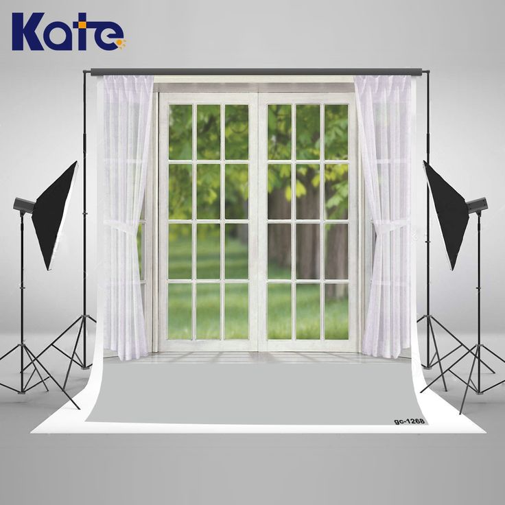(26.99$)  Watch now - http://aiizr.worlditems.win/all/product.php?id=32800801213 - Kate Indoor Wedding Backdrop White Wood Floor Backdrops Glass Windows and Spring Backdrops Large Size Seamless Photo